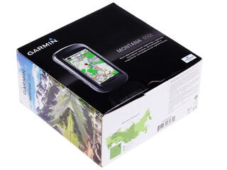 GPS Навигатор туристический Garmin Montana 650t