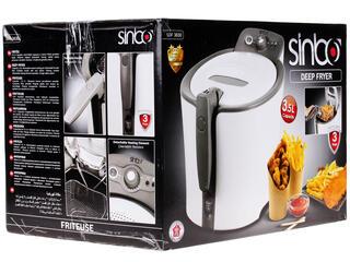 Фритюрница Sinbo SDF 3830 белый