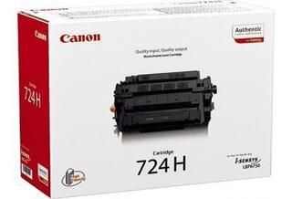 Картридж лазерный Canon 724H