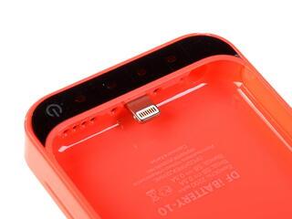 Чехол-батарея iBattery-10 розовый