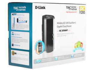 Маршрутизатор D-Link DIR-860L/RU/A1A