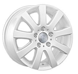 Автомобильный диск литой Replay SK32 6x15 5/112 ET 47 DIA 57,1 White