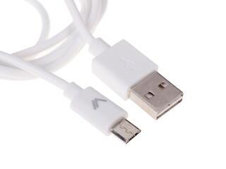 Кабель Vertex USB - micro USB белый