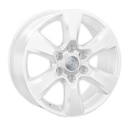 Автомобильный диск литой Replay TY68 7,5x17 6/112 ET 38 DIA 67,1 White