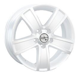 Автомобильный диск Литой LegeArtis SK17 6x15 5/112 ET 47 DIA 57,1 White