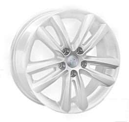 Автомобильный диск литой Replay KI23 7x17 5/114,3 ET 41 DIA 67,1 White