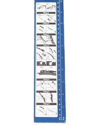 Щетка стеклоочистителя Denso WB-Flat Blade DF-012