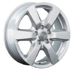 Автомобильный диск литой Replay NS49 6,5x17 5/114,3 ET 45 DIA 66,1 Sil