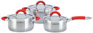 Набор посуды Supra SHS-N0656Kit Hitomi new