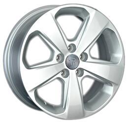 Автомобильный диск литой Replay GN71 7x17 5/105 ET 42 DIA 56,6 Sil