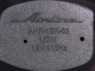 Звуковые сигналы AIRLINE AHR-12R-02