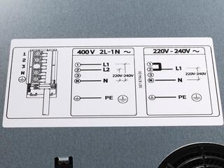 Электрическая варочная поверхность Electrolux EHI96732FK