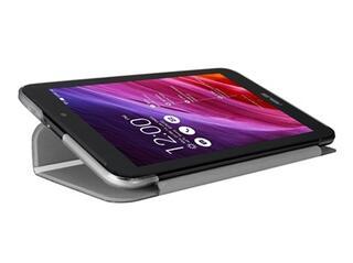 Чехол-книжка для планшета ASUS Fonepad 7 FE170CG, ASUS MeMO Pad 7 ME170C серебристый