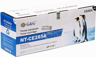 Картридж лазерный G&G NT-CE285A