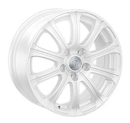 Автомобильный диск литой Replay TY57 6,5x16 5/114,3 ET 45 DIA 60,1 White