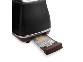 Тостер DeLonghi CTOV2103.BK черный