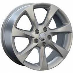 Автомобильный диск Литой LegeArtis TY94 7,5x19 5/114,3 ET 35 DIA 60,1 Sil