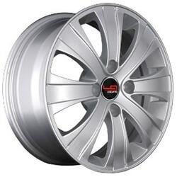 Автомобильный диск Литой LegeArtis CI12 6x15 4/108 ET 27 DIA 65,1 Sil