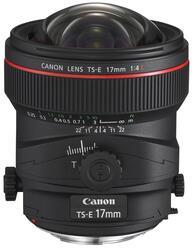 Объектив Canon TS-E 17mm F4.0 L