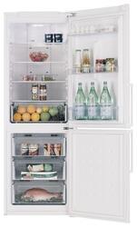 Холодильник с морозильником Samsung RL40HGSW белый