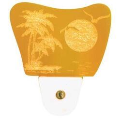 Светильник декоративный Саmelion NL-101 желтый
