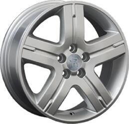 Автомобильный диск литой Replay SB5 7x17 5/112 ET 45 DIA 60,1 Sil