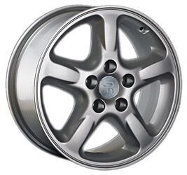 Автомобильный диск литой Replay CHR6 7x16 5/114,3 ET 33 DIA 60,1 Sil