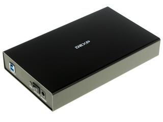 """3.5"""" Внешний бокс DEXP BS-U35YA U3"""