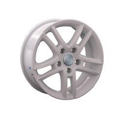 Автомобильный диск литой Replay VV30 7x17 5/120 ET 55 DIA 65,1 White