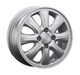Автомобильный диск Литой Replay SZ20 5x13 4/100 ET 46 DIA 54,1 Sil