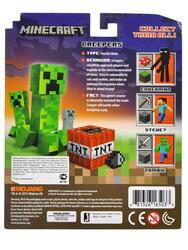 Фигурка персонажа Minecraft Крипер