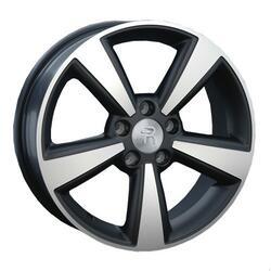 Автомобильный диск Литой LegeArtis NS38 6,5x17 5/114,3 ET 40 DIA 66,1 MBF