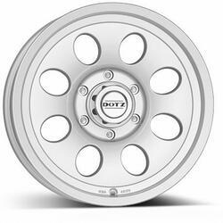 Автомобильный диск Литой Dotz Rafting 8x17 6/139,7 ET 0 DIA 110