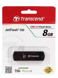 Память USB Flash Transcend JetFlash 350 8 Гб