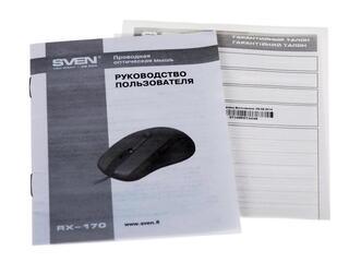 Мышь проводная Sven RX-170