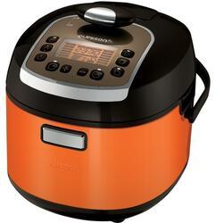 Мультиварка Oursson MP5010PSD/OR оранжевый, черный