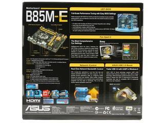 Материнская плата ASUS B85M-E