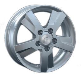 Автомобильный диск литой Replay SZ41 5,5x15 5/114,3 ET 50 DIA 60,1 Sil