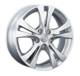 Автомобильный диск литой Replay OPL13 6,5x16 5/105 ET 38 DIA 56,6 Sil