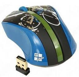Мышь беспроводная G-Cube G9PS-310T