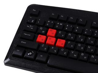 Клавиатура Defender Warhead GK-1102