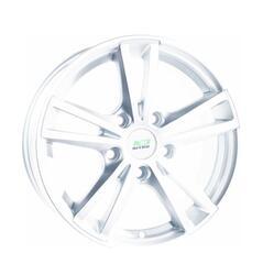 Автомобильный диск Литой Nitro Y236 6x14 4/98 ET 35 DIA 58,6 White