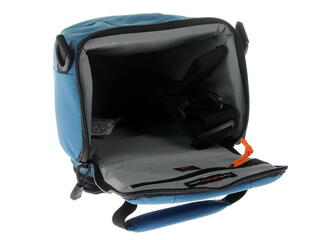 Треугольная сумка-кобура LowePro Toploader Zoom 45 AW синий