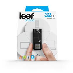 Память OTG USB Flash Leef BRIDGE  32 Гб