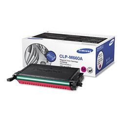Картридж лазерный Samsung CLP-M660A