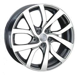 Автомобильный диск литой Replay PG38 6,5x17 5/114,3 ET 38 DIA 67,1 GMF