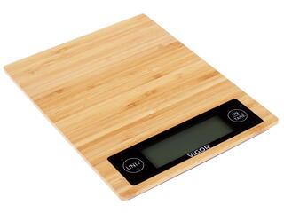 Кухонные весы Vigor HX-8207 коричневый