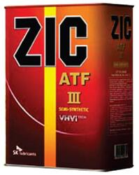 Трансмиссионное масло ZIC Dexron ATF III
