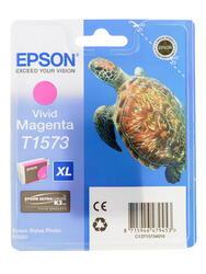 Картридж струйный Epson T1573 (XL)
