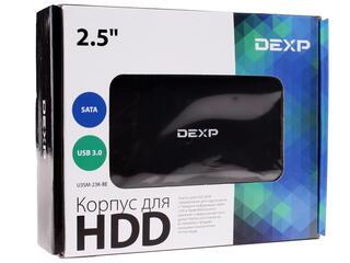 """2.5"""" Внешний бокс DEXP U3SM-23K-BE"""